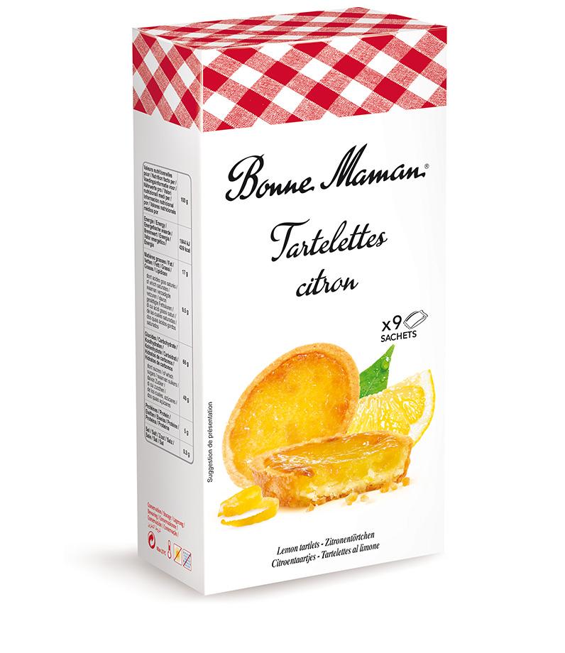 Tarteletky citron