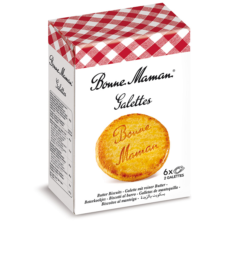 Galette pur beurre